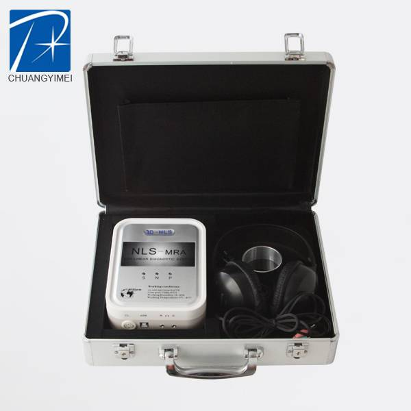2015 hot sale portable 3d nls analyzer