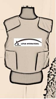 Law Enforcement Armored Vest LTS - PA01