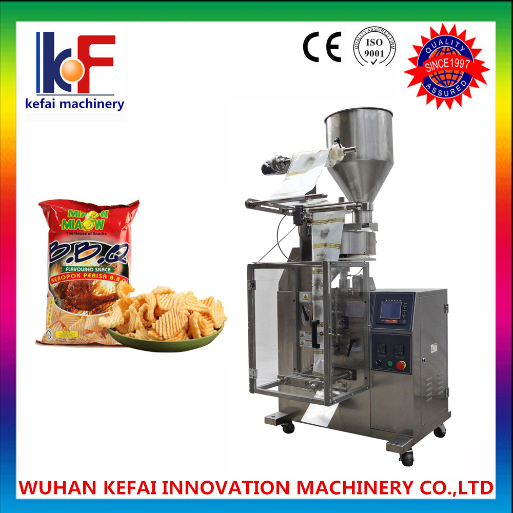 high accuracy weighing stretch rotary automatic soybean packing machine