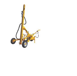 MW1025 Top Hammer Wagon Drill, equivalent to Atlas Copco BVB 25