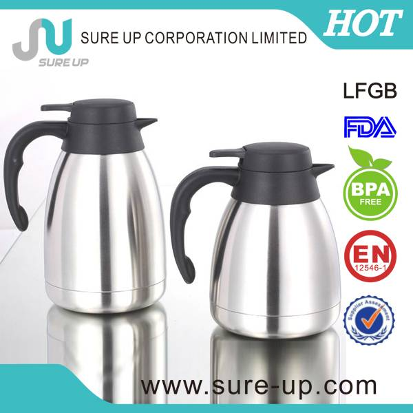 stainless steel thermos vaccum jug