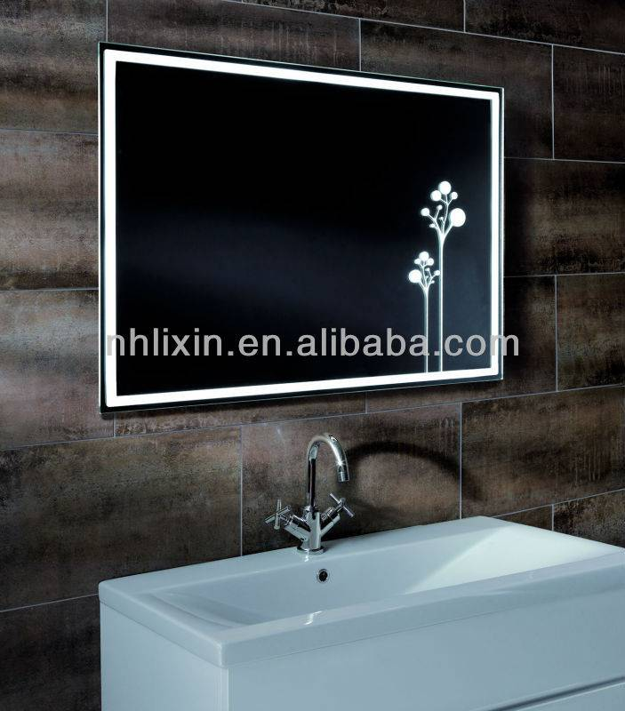 Factory Sell, etching bathrom mirror