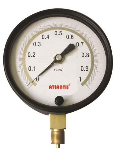 Precision Test Gauge - Bottom Mounting Series #TPG