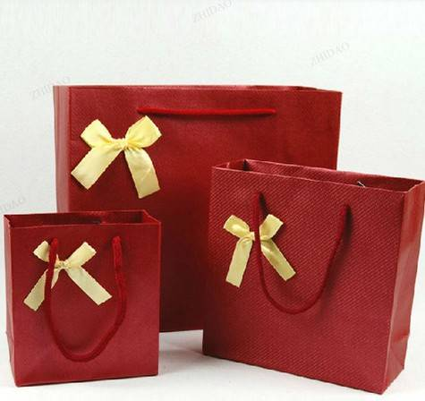Gift Paper Bags Design/ High Quality