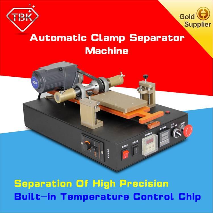 Suction Automatic Separator Machine for Broken LCD Screen Refurbishment