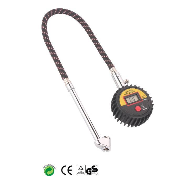 DIGITL TIRE PRESSURE GAGUE TYRE PRESSURE GAGUE GL-0807E