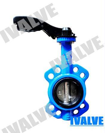 wafer type butterfly valve DIN/BS/AWWA