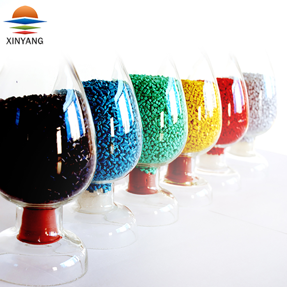 High brightness non-pollution colour raw polymer for Daily necessities