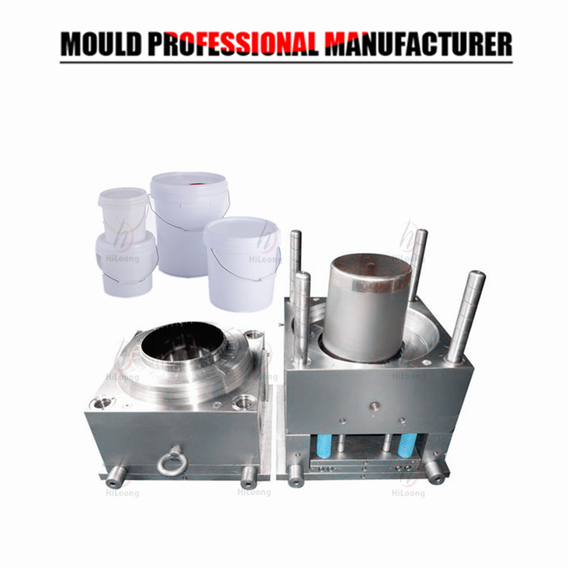 plastic painting bucket mould maker