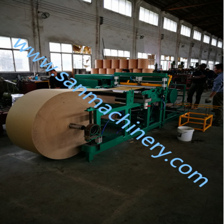 High Quality Auto Paper Drum Making Machine