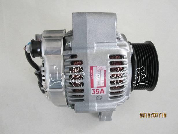 komatsu engine 6D102 alternator 600-861-3410,komatsu spare parts
