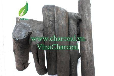 Small round Finger stick Mangrove charcoal for Hookah Shisha.