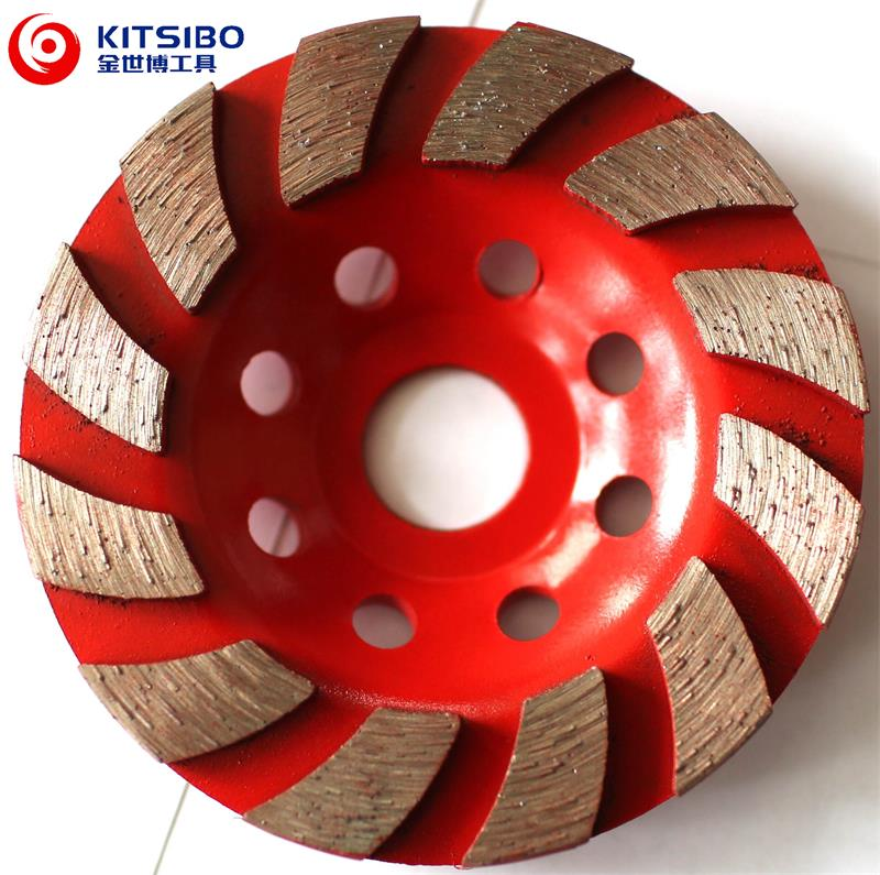Big Segment Cup Wheel