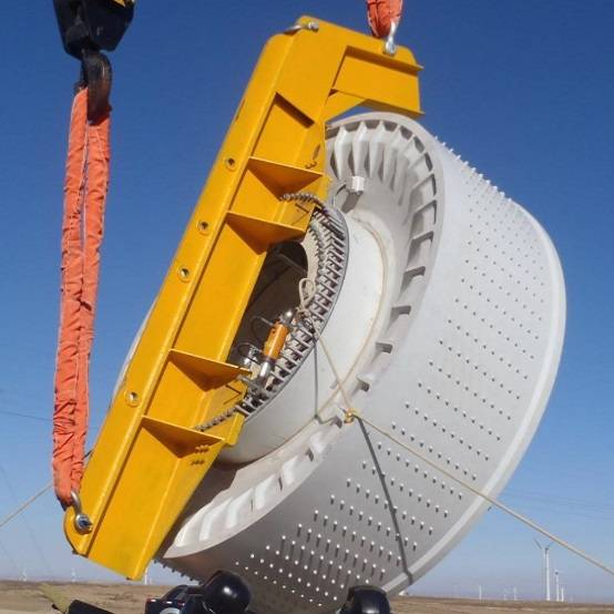 Direct Driven Permanent Magnet Generator for Wind Plant 500kw, 1MW, 1.5MW, 2MW, 3.6MW CE certificate