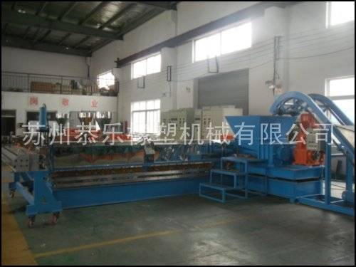 Supply Plastic  Sheet Extrusion Machine
