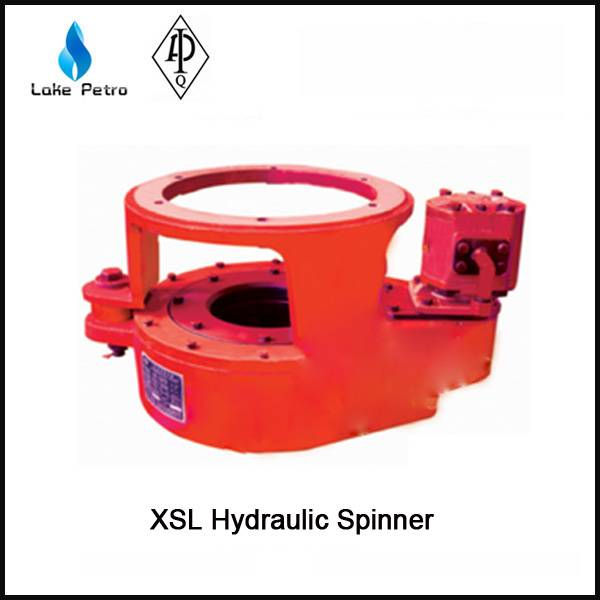 Hot sale API XSL hydraulic Spinner oilfield