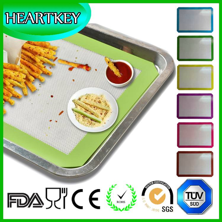 Alibaba China Wholesales food grade silicone baking mat