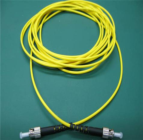 Shenzhen Factory Supply High Quality and Competitive Price ST to ST  SM SX Fiber Optic Patch Cord