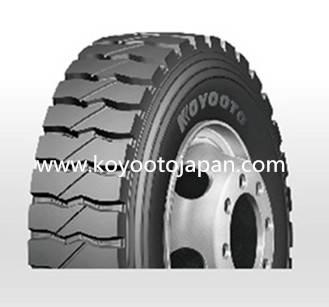 KOYOOTO Truck Tires 10.00r20 11.00r20 12.00r20