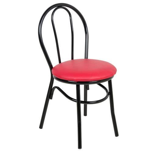 The arc tube metal chair restaurant chair