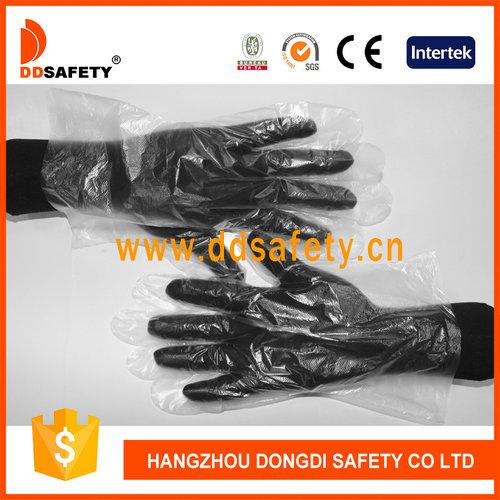 PE disposable glove-DPV600
