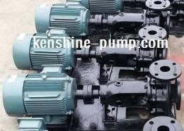ISK Series open impeller centrifugal pump