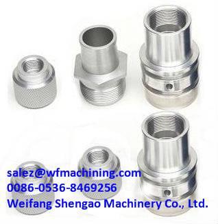 High Quality Transmission Parts CNC Machining