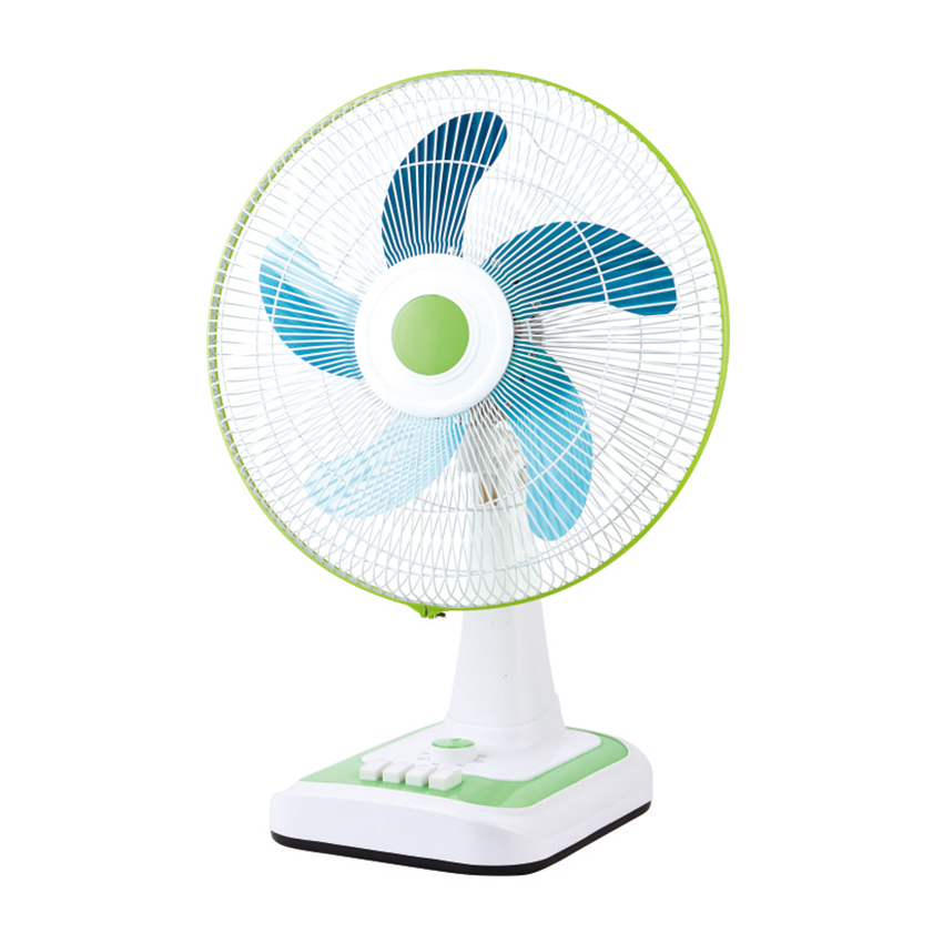 16 inch table fan with 3 speeds