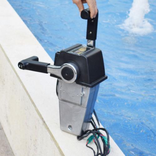 704 Premium Dual Binnacle Control For Yamaha outboard