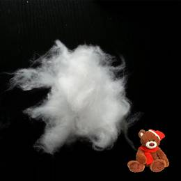 polyester synthetic fiber for toy