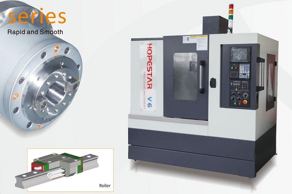 V series cnc machinery for sale