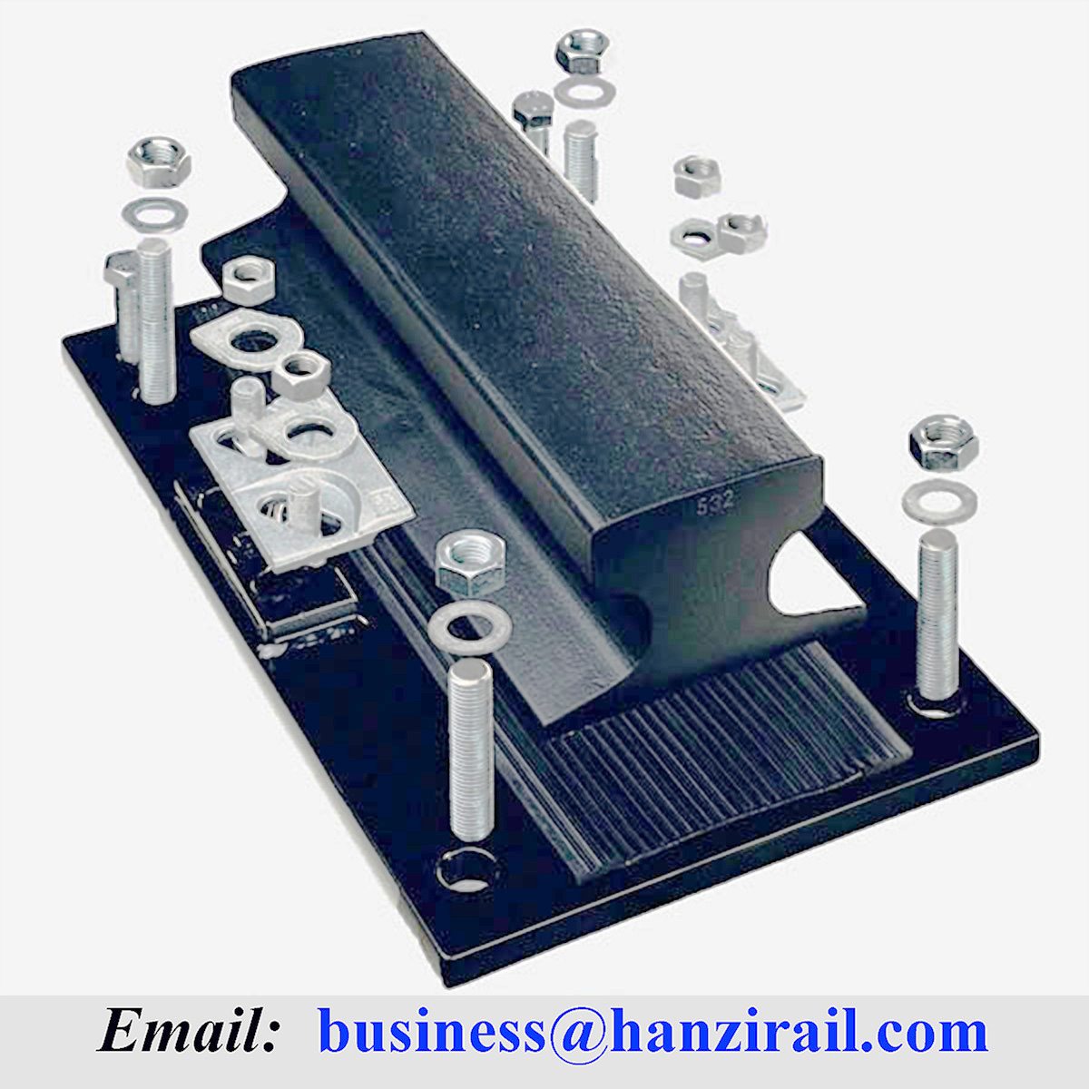 Crane Steel Rail Supplier