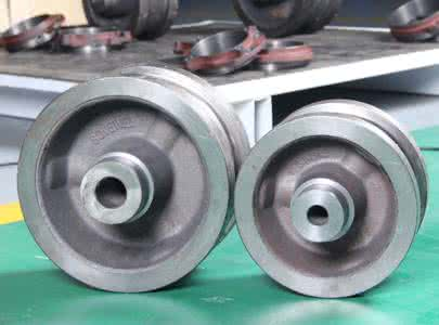 European wheel group assembly
