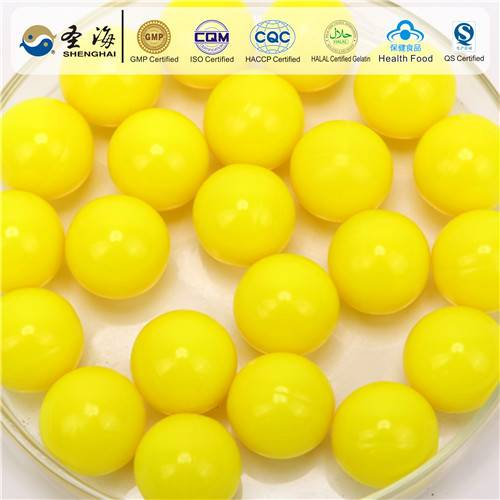 2000pcs/box biodegradable paintball soluble in water