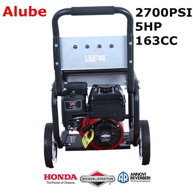 2700PSI 185Bar gasoline high pressure cleaner