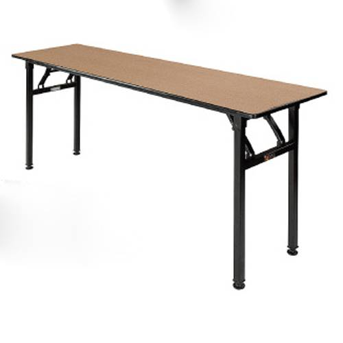Metal Folding Dining Room Banquet Rectangular Table