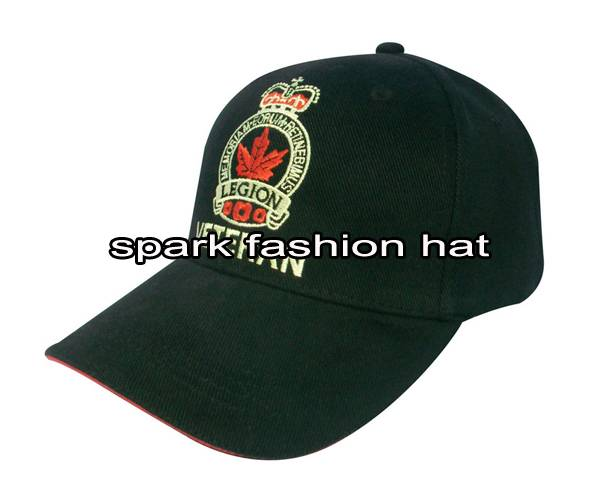 Custom high quality embroidered promotional cap