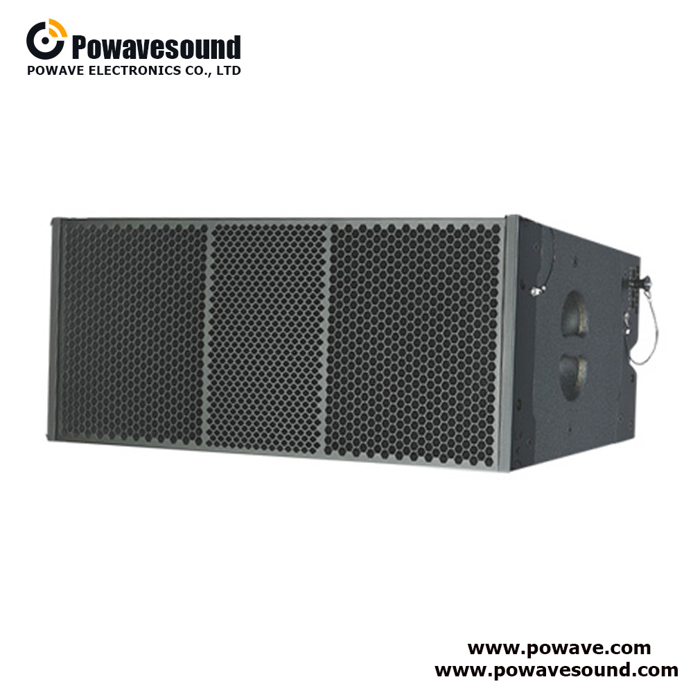 AS-3110 Powavesound line array system 10 inch 3 way outdoor array speaker