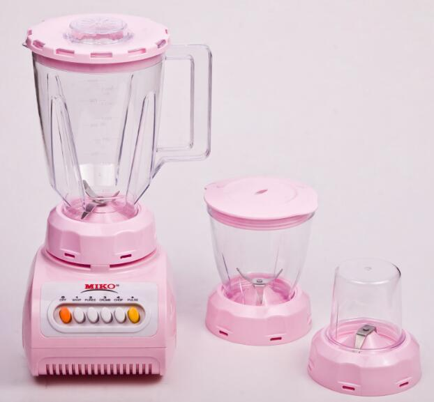 Popular blender 999 3 in 1 good price 1.5L jar with CB certificate