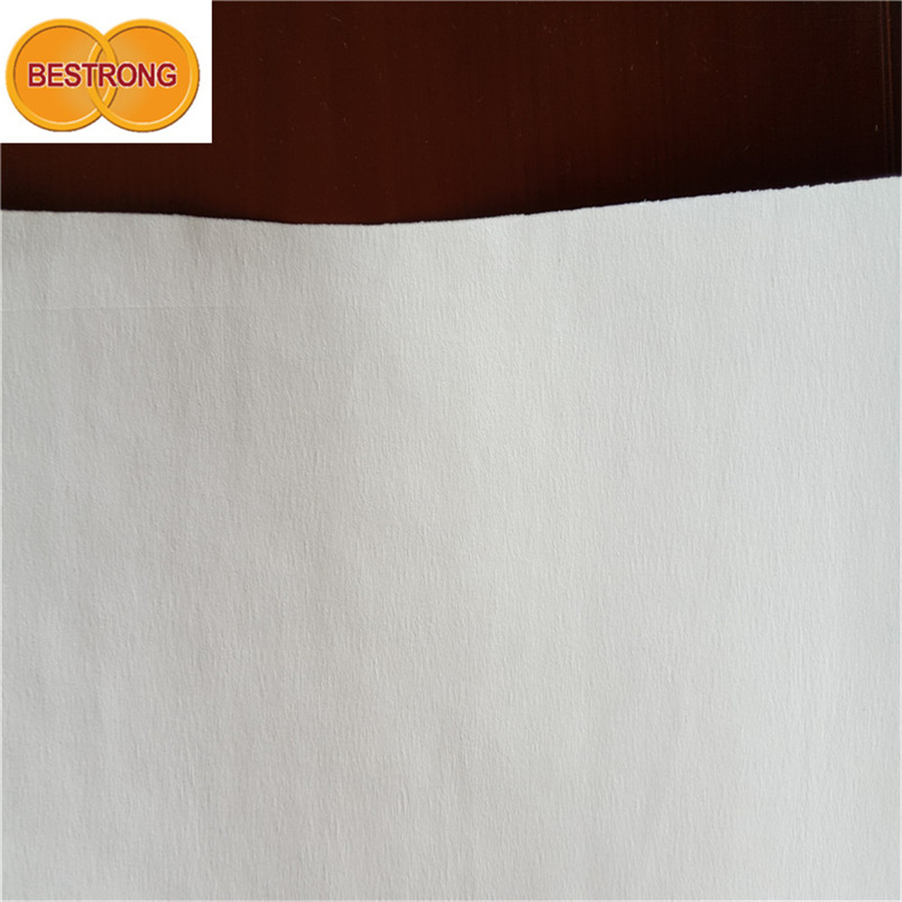 bleached chinese alpine rush pulp for Xuan Paper