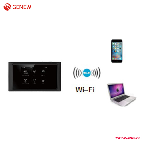Genew Wireless CPE Terminal GM306 LTE Cat-4 MIFI