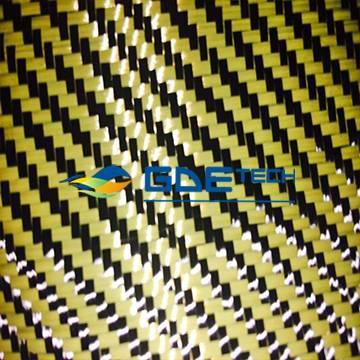 Corrosion Resistance Carbon Kevlar/Aramid Hybrid Fabric