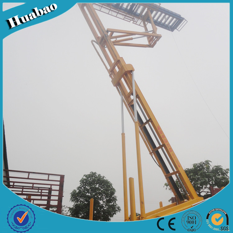 8T 18.5m Factory Direct Supplier multifunction hydraulic gantry crane