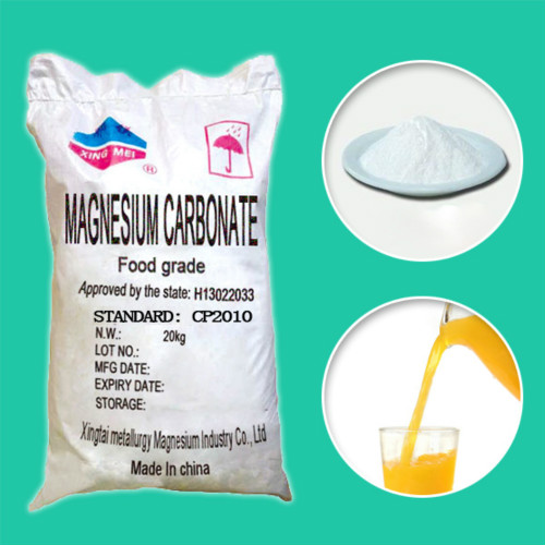 Food Grade Magnesium Carbonate