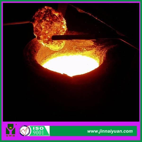 Boiler Slag Remover in Molten Iron