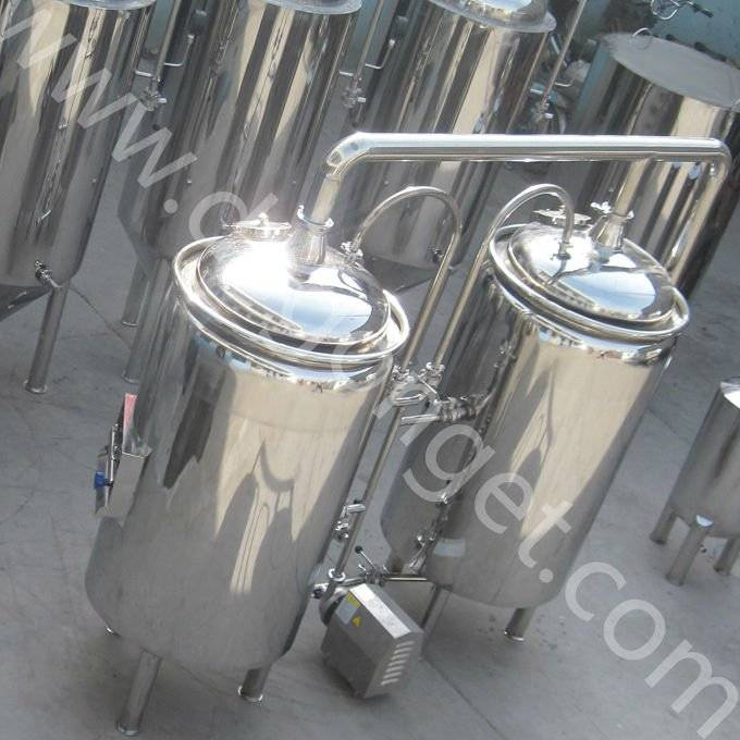 200L small beer brewing equipment for homebrewery