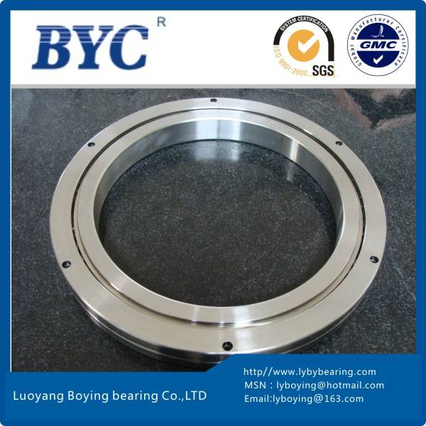 Thin section cross roller bearing for industrial machines CRB15025