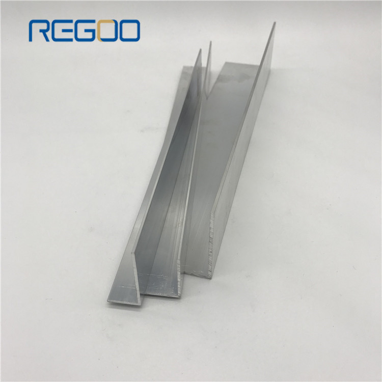 L Shape Aluminum Angle Extrusion Profiles for Construction Material