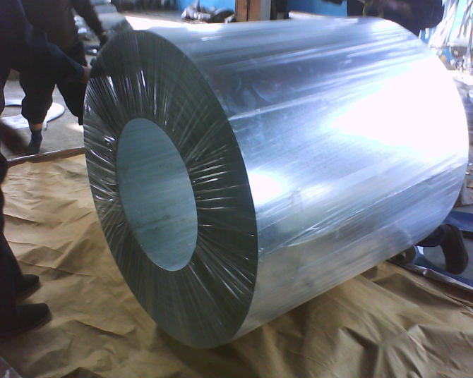 high quality hot dipped galvanized steel coil