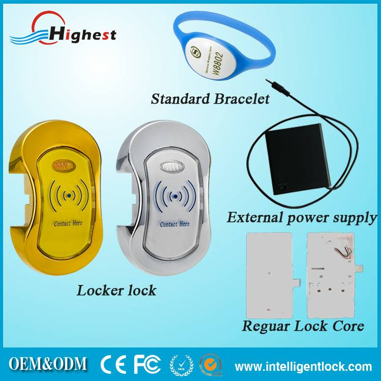 Economic Smart Keyless Hotel Deposit Safe Box Canbinet Drawer Lock